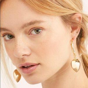 Free People Back To You Hoop Earrings